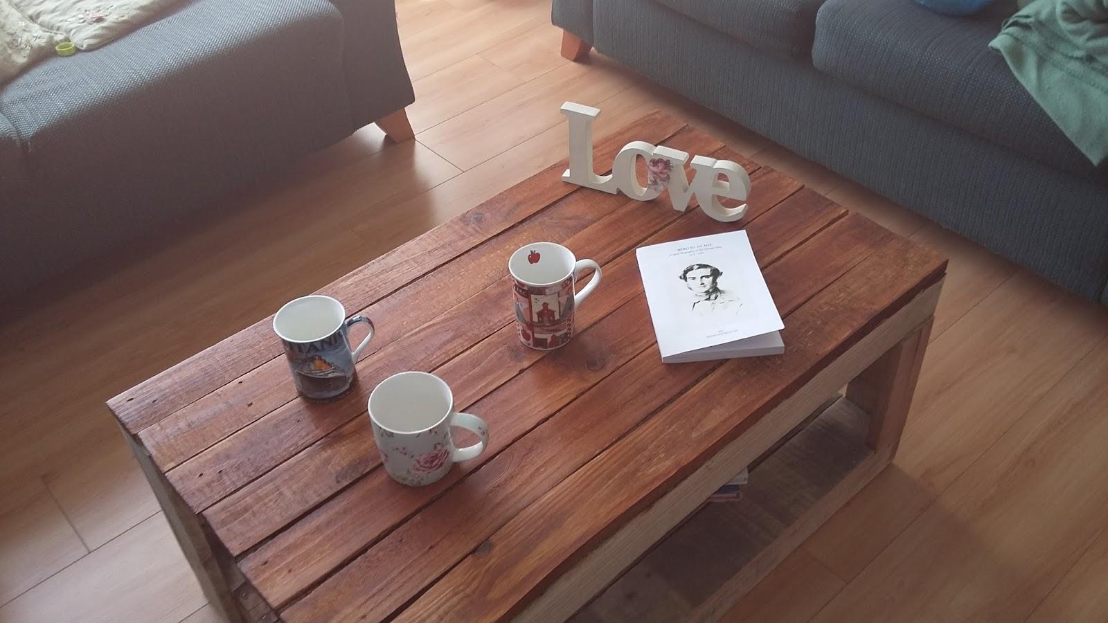 Our Hand Made Coffee Table Algoa Bay Port Elizabeth