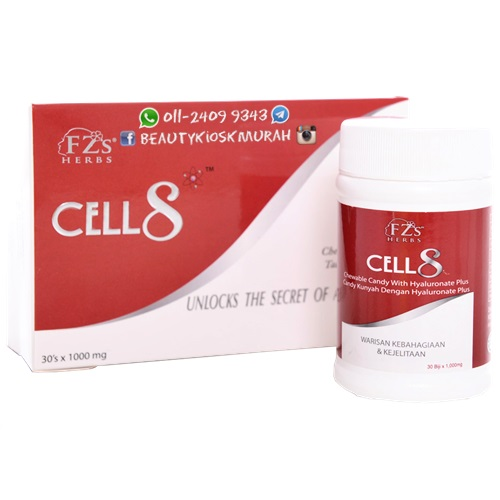 Gluta Cell 8