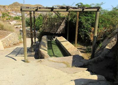 Antiguo lavadero en Níjar