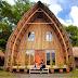 Spot Foto Wisata Jogja Hits yang Instagramable di Rumah Bambu Yogyakarta