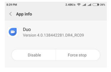 Cara Menghapus / Nonaktifkan Aplikasi Yang Tidak Diinginkan Di MIUI Tanpa Root