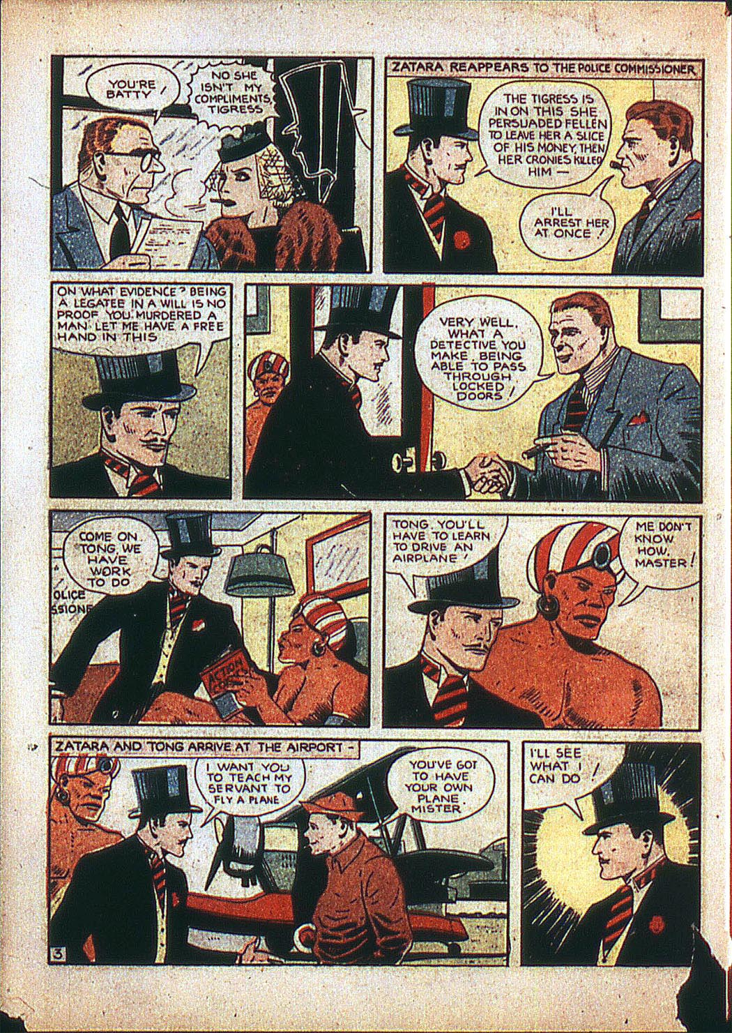 Read online Action Comics (1938) comic -  Issue #3 - 56