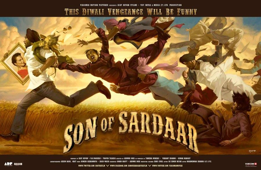 Download latest songs: son of sardaar (2012) hindi mp3 songs.