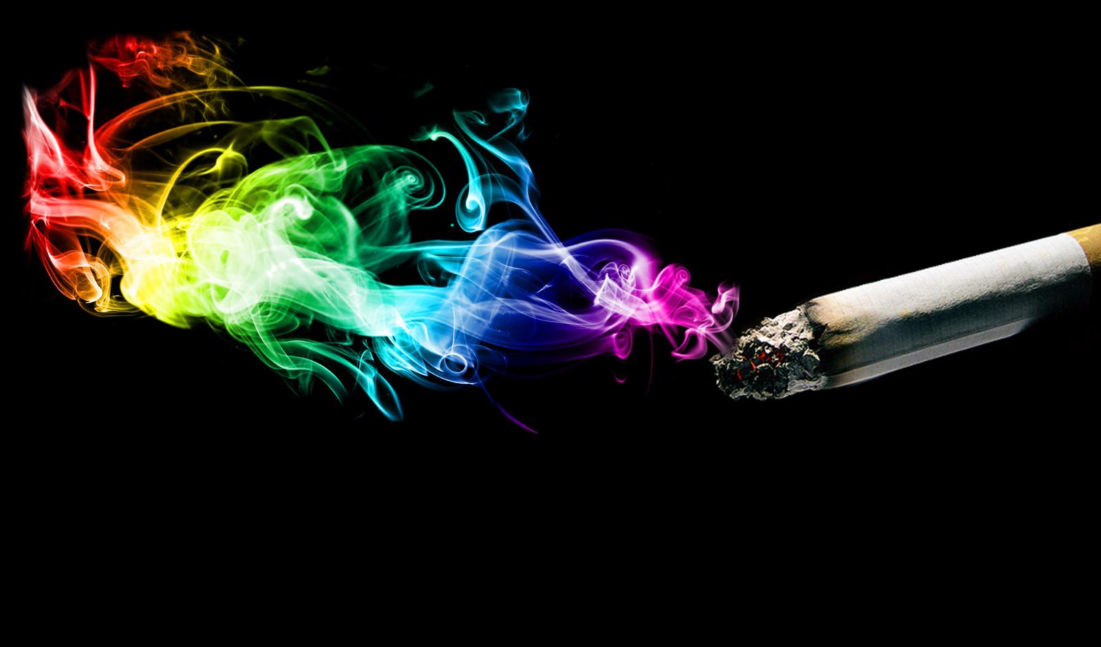 sobranie cigarettes on Tumblr  Colored Smoke Cigarettes