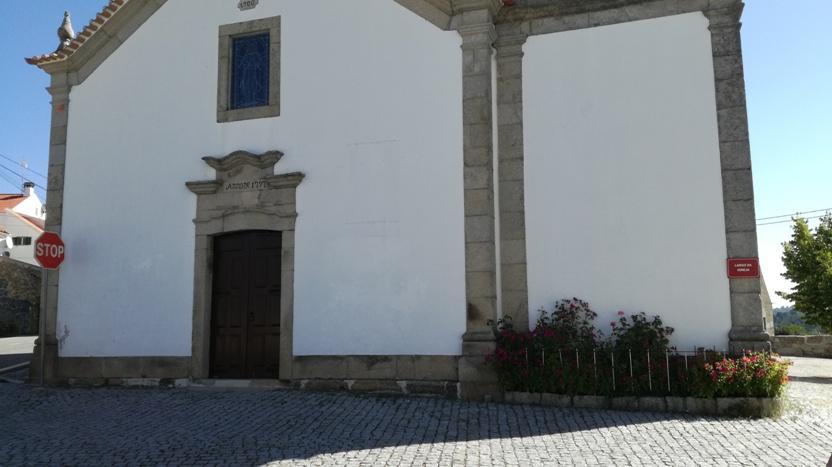 Igreja Matriz de Rapoula do Côa