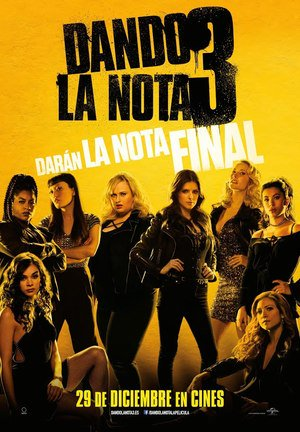 Poster Pitch Perfect 3 2017