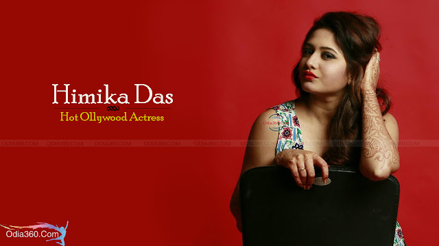 Himika Das Pretty Odia Actress HD Wallpaper Download