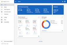 Keren, Inilah Tampilan Baru Dashboard Google Adsense Dan Sampul Halaman Blogger