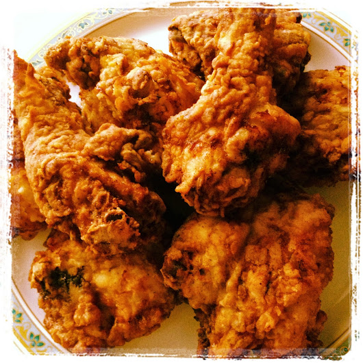FRIED CHICKEN; A Word On Food