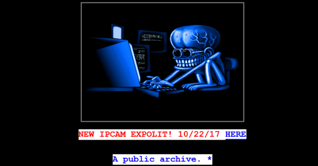 Someone Distributing Backdoor In Iot Script Vulnerability