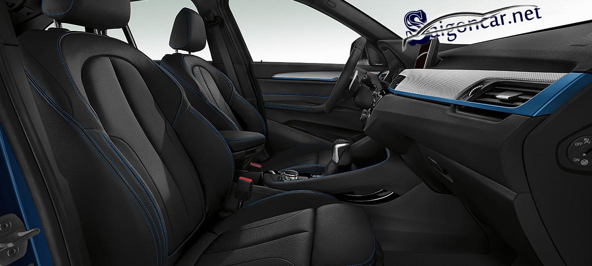 Nội thất BMW X1 2019