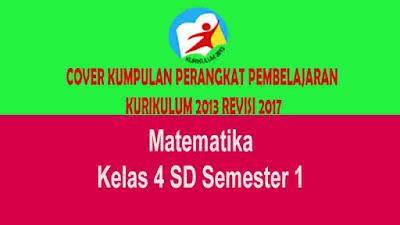Matematika Kelas 4 SD Kurikulum 2013 Revisi 2017