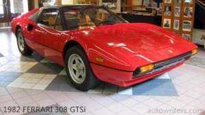 just a car guy 31 years ago someone wasted a lot of money on buying this ferrari why wasted. Black Bedroom Furniture Sets. Home Design Ideas