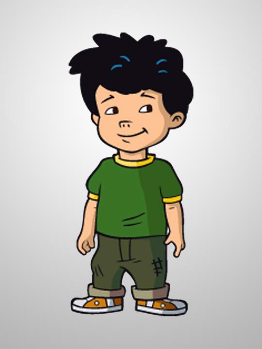 Cartoon Characters: New Cartoon Characters