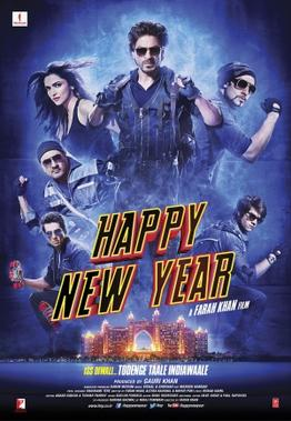 Shah Rukh Khan Khan Happy New Year enter in Bollywood's 200 Crore Club in 19 Days., It SRK's 1st Bollywood Films Enter in 200 Crores
