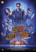 Shah Rukh's Happy New Year enter in Bollywood's 200 Crore Club in 19 Days., It SRK's 1st Bollywood Films Enter in 200 Crores