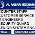 Latest Job Openings at AL ANSARI Exchange | Apply Now