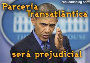 parceria transatlantica