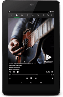 Top 5 music player for android