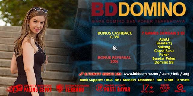 Cara Deposit Judi Bandar66 Online BdDomino