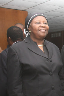 first female chief justice of nigeria