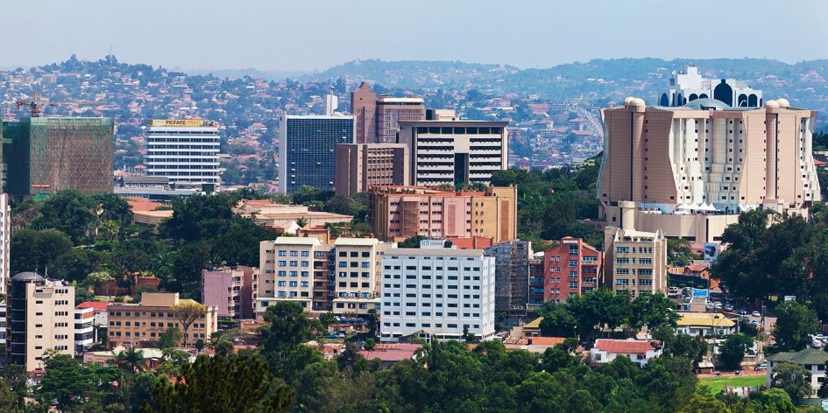 Kampala, Capital de Uganda