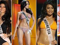 11 Foto Putri Indonesia Berbikini Seksi di Miss Universe