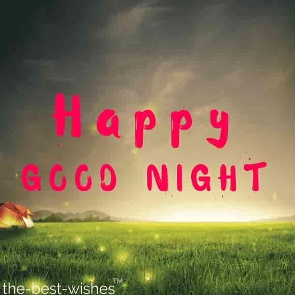 happy good night