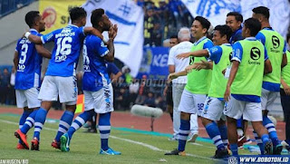 Lawan PSCS Cilacap di Piala Indonesia, Persib Bandung Siapkan 16 Pemain