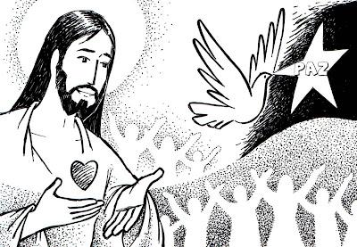 Resultado de imagen de paz en el mundo catolica