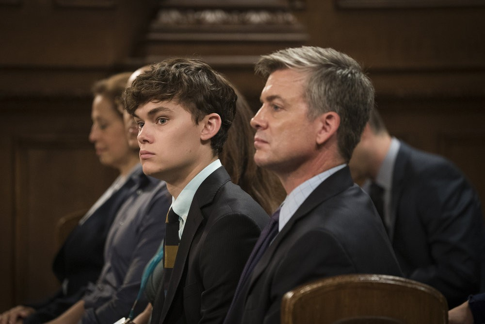 Law & Order: Special Victims Unit - Season 18 Episode 03: Imposter