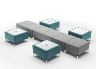 Powered Lobby Furniture