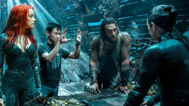 Pujian Bertubi-tubi Datang dari Para Pecinta Film Jelang Rilis Resmi Aquaman