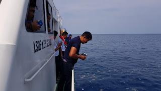 KSOP Kepulauan Seribu Kirim KN 355 Ke Lokasi Kecelakaan Lion Air
