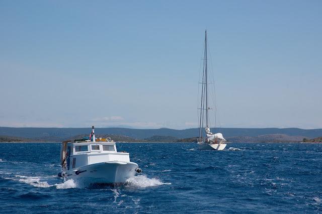 jacht Chorwacja, gdzie żeglowac i pływać