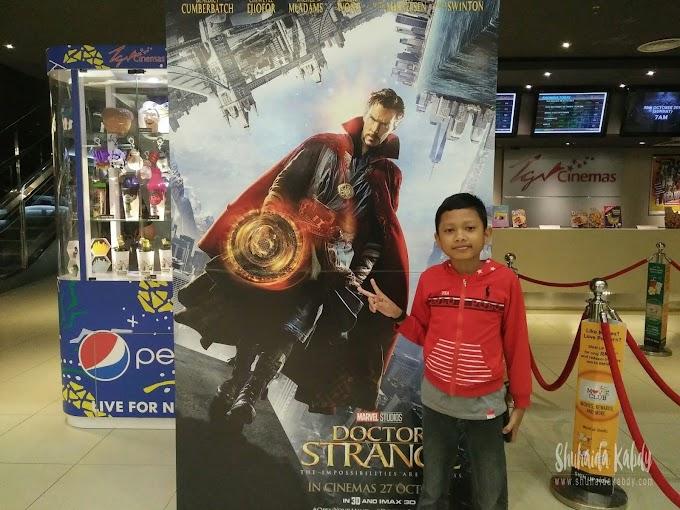 Doctor Strange Best Ke Tak..?