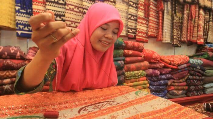Kain Tapis Lampung