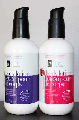 BVspa Body Lotions