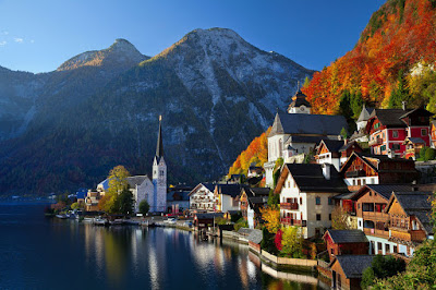 Hallstatt - 13D SPLENDID EAST EUROPE + SOUND OF MUSIC & PANDORF