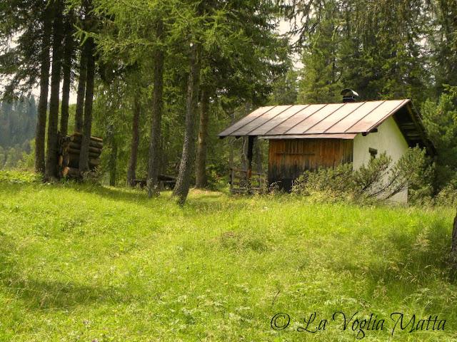 Cortina d'Ampezzo casa di caccia