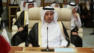 شاهد بالفيديو :انسحاب الوفد القطري من القمة الإسلامية