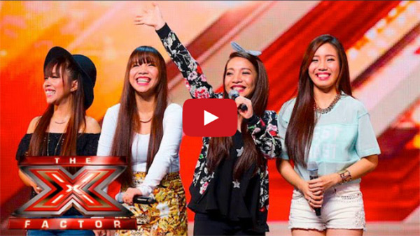 Jim Paredes Admits He S The Man In Scandal Video: Pinay Group Raises X Factor UK Audition To The 4th Power