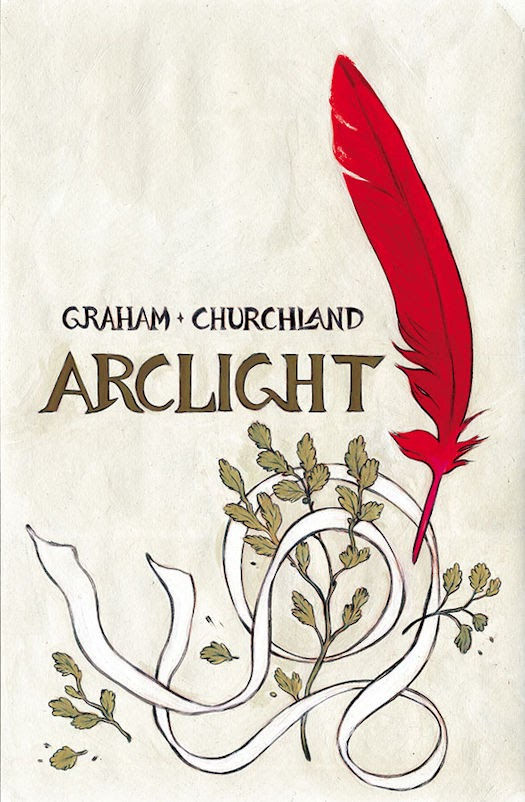 Ethereal Fantasy Series ARCLIGHT Collected in Paperback This March