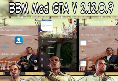 Grand Theft Auto GTA Versi Terbaru 2.12.0.9