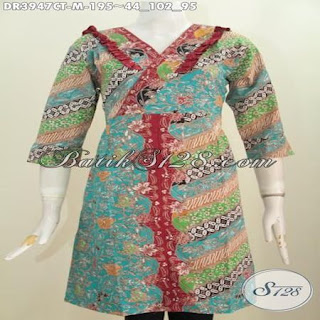 design blouse batik modern