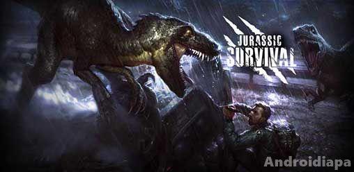 jurassic survival logo