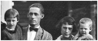 PAUL SAWRIE NEELD & FAMILY 1924