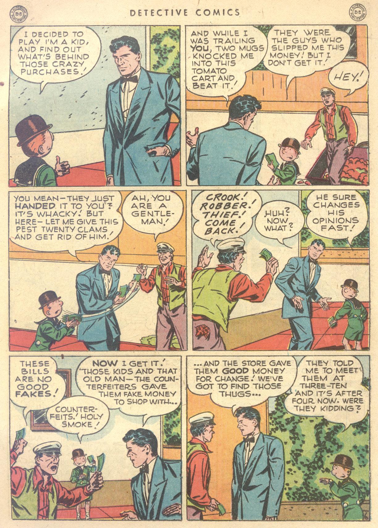 Read online Detective Comics (1937) comic -  Issue #122 - 23