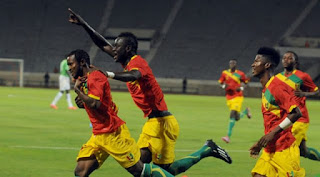 Guinea vs Libya Live Stream Football online World Cup Qualifiers today 31-August-2017