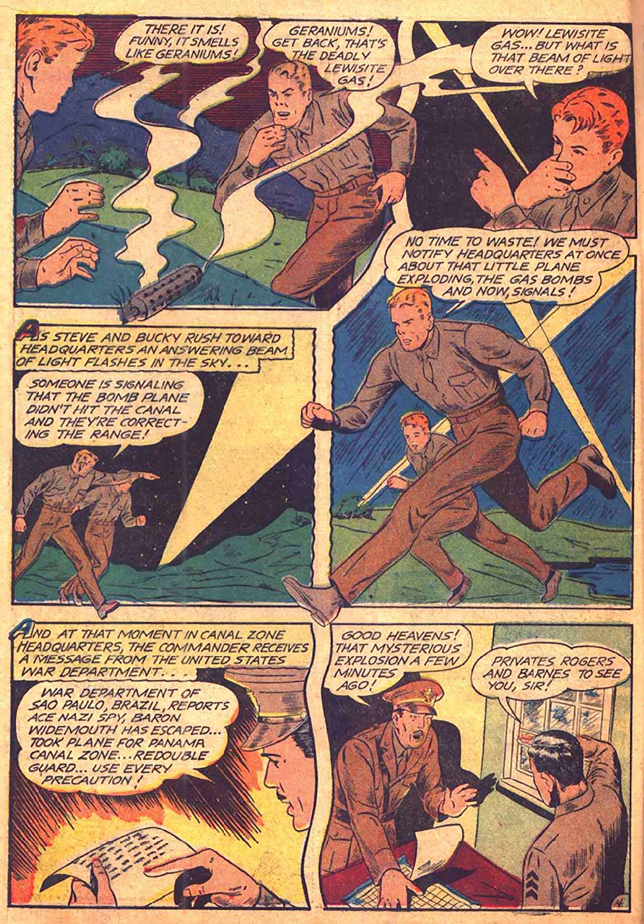Read online All-Winners Comics comic -  Issue #9 - 19